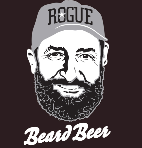 Beard Beer rogue ales rogue beer rogue brewery the beard john maier