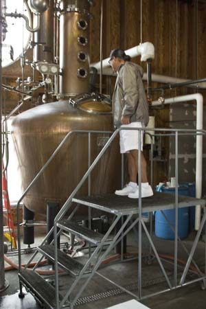 An inside look at how we distill World Class Spirits.