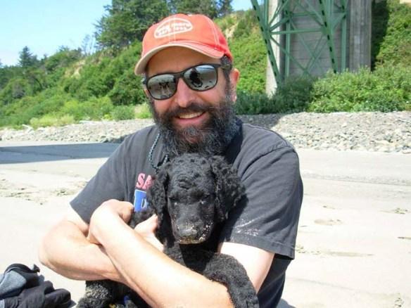 Beard 2007 with Mojo