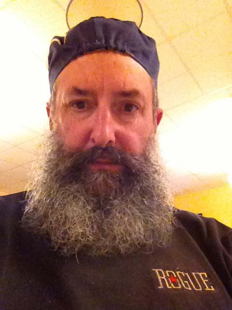 Freaky Beard