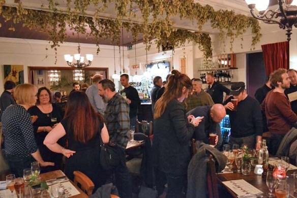 Meet The Beard Dinner London