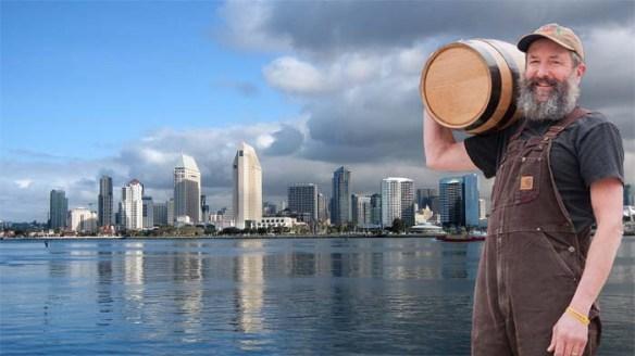 Beard In San Diego