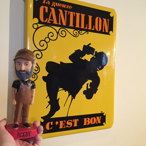 The Cantillon.
